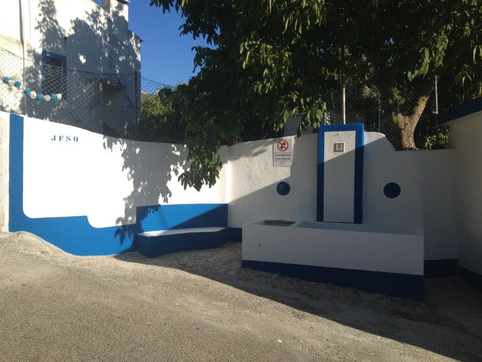 Fontanario em Sabugos