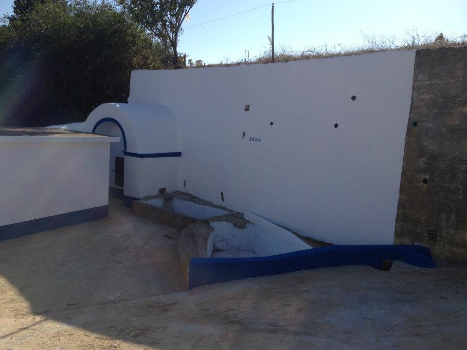 Lavadouros e Fonte em Fetais dos Pretos