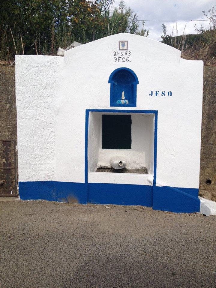fontanário em Sabugos