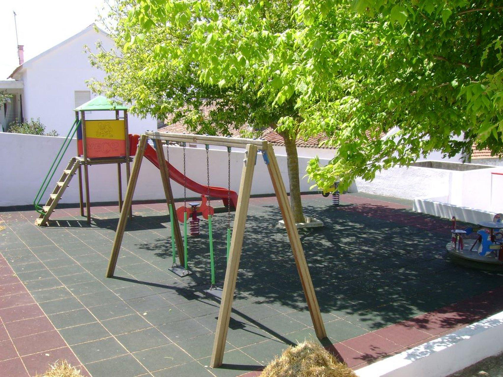 parque infantil fetais