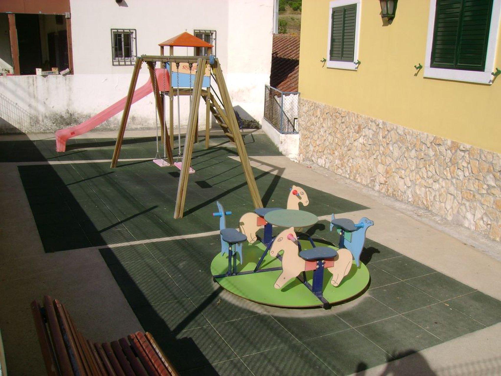 parque infantil malgas